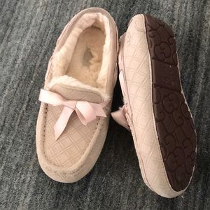 Comfy slippers